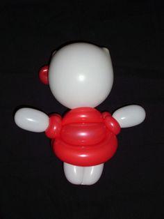 Hello Kitty 3 Globoflexia Balloon Alfonso V http://magomadrid.es