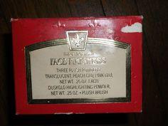 Merle Norman Face Finishers Plush Powders Brush L K | eBay