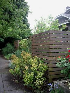NE 33rd Ave fence | Flickr - Photo Sharing!