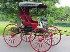Horse Drawn Surrey/ Carriage/ Buggy  Price Reduced