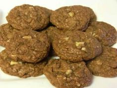 Chewy Gluten Free Chocolate Cookies with Chocolate Chips