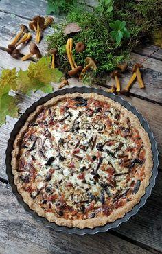 Joko, 200 Calories, Quiche, Pie, Breakfast, Desserts, Torte, Morning Coffee, Tailgate Desserts