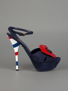 Heels are appropritate for all occasions:) JULY 4