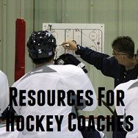 resources for hockey coaches