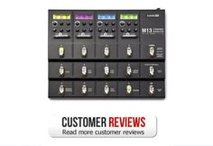 The Line 6 M13 Stompbox Modeler Guitar Multi Effects Pedal is much more than just a pedal  http://www.justguitarpedals.com/read-my-line-6-m13-stompbox-modeler-guitar-multi-effects-pedal-review/