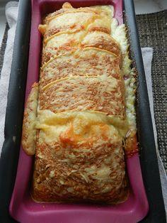 Cake Saumon Fromage A Raclette Lardons