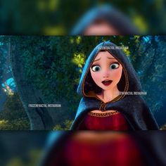 """""""For the first time in forever I FINALLY POSTED AN EDIT! 😍"""" Elsa as Mother Gothel (Mother Elsa) 99.9% inspired by @jelsa.child I just…"""