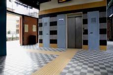 Ceramiche Caesar   piastrelle per Aeroporti e stazioni #ceramichecaesar #madeinitaly #stations #airports #gresporcellanato #touch #SAFETY #porcelaintiles #piastrelle