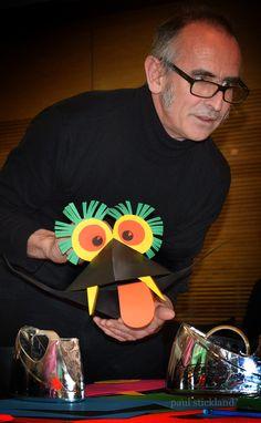 Author Events - Pop Up Workshops - Paul Stickland