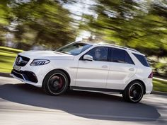 Say Hello To The 2016 Mercedes-Benz GLE: This Is Your New M-Class
