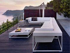 modern rooftop terrace pool design ideas 1
