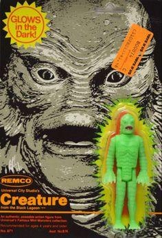 1980 Remco Universal Monsters Creature