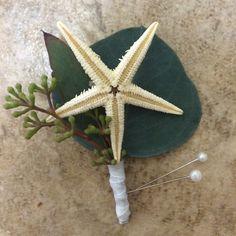 #starfishboutonniere