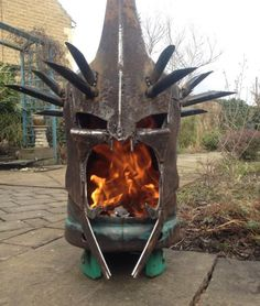 witch king of angmar fire pit