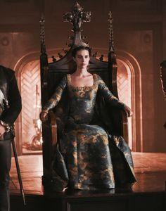 "Mary Stuart - Reign ""Dead of Night"" Season Episode 11 Adelaide Kane, Reign Cast, Reign Tv Show, Mary Stuart, Reign Fashion, Fashion Tv, Mary Queen Of Scots, Queen Mary, Gossip Girl"
