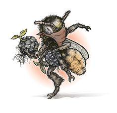 Banksy Bee