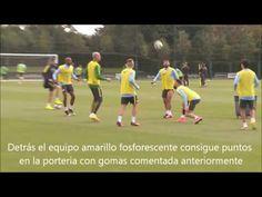 Entrenamiento del City Pep Guardiola - YouTube