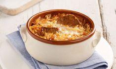 Οι 20 πιο λαχταριστές συνταγές με μοσχαράκι - www.olivemagazine.gr Diner Party, Greek Recipes, Macaroni And Cheese, Main Dishes, Food And Drink, Soup, Cooking Recipes, Sweets, Beef