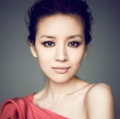 Sexy Asian makeup