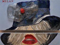 Tableau Cappa de Rousso artiste peintre!