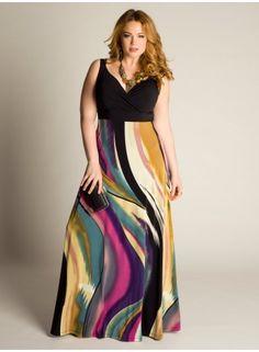 Une jolie robe pour de jolies formes