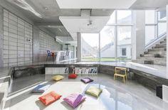 젊은 조종사의 집, 인천 플라잉하우스, Flying House by IROJE KHM Architects : 네이버 블로그