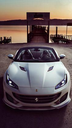 Weißer Ferrari Portofino – Mordeo – Join in the world of pin White Lamborghini, Lamborghini Cars, Ferrari F40, Maserati, Audi, Porsche, Bmw Wallpapers, Sports Car Wallpaper, Best Luxury Cars