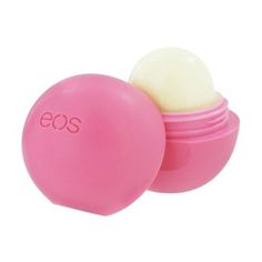 EOS Strawberry lip balm