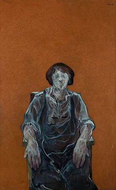 Not Being Able to Paint, 1992, by Judith Mason