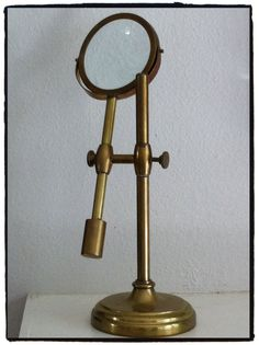 Vintage Magnifying Glass