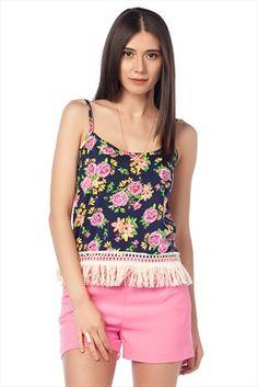 Lacivert Bluz O&O-5B129061 http://indirimkodlarim.com/trendyol