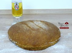 Pão de malte da cerveja - Receitas pães Ep. 11