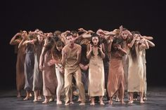 Sasha Waltz and Guests - Sacre - Sadler's Wells - LondonDance