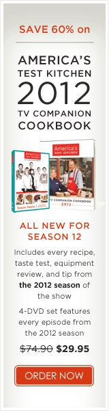 Recipes That Work - America's Test Kitchen