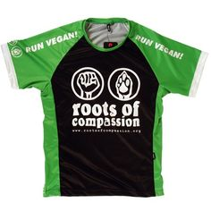 roots of compassion - Lauftrikot - neuer Schnitt! - roots of compassion vegan online shop - onlineshop