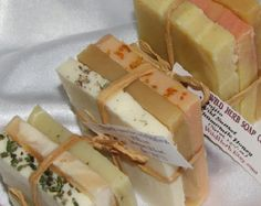 Bargain soaps for stocking stuffers