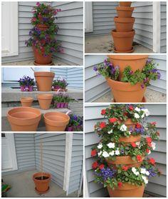 Torre di fiori