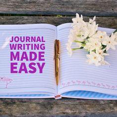 Journal Writing Made Easy - I Heart Grade 3 Writing Activities, Teaching Resources, Teaching Grammar, Teaching Writing, Writing Strategies, Classroom Resources, Teaching Tools, Teaching Ideas, Third Grade Math
