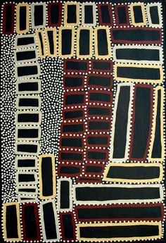 Japingka Gallery - Australian Aboriginal Art - Paintings at Tjapaltjarri Brothers - Gallery1