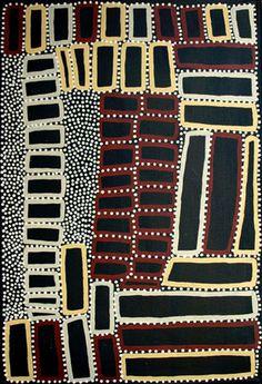 Japingka Gallery - Australian Aboriginal Art - Paintings at Tjapaltjarri Brothers - Gallery1