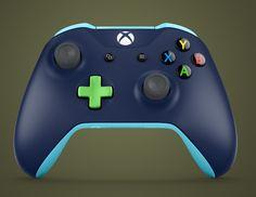 Xbox Design Lab : personnalisez vos manettes Xbox One façon Nike ID !