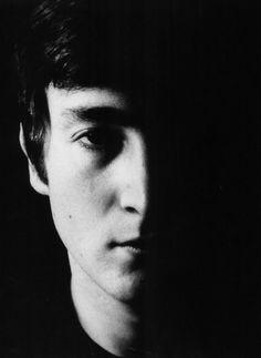 John Lennon   by Astrid Kirchherr, c1962