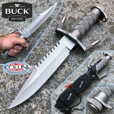 #Buck - Buckmaster 184 #Survival #Knife -1986 - #coltello #vintage