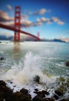 San Francisco brug, USA | Lees meer over Amerika en San Fran op www.wearetravellers.nl/noordamerika
