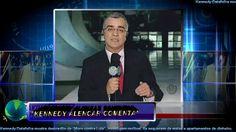 """Kennedy: """"Datafolha"""" descredito nas sentenças do MP e Moro contra Lula. ..."""