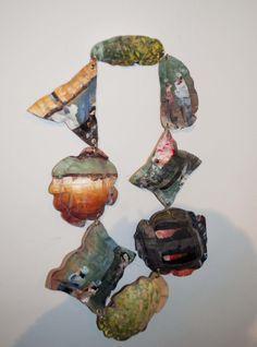 LISA WALKER necklace schmuck 2012