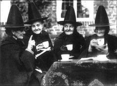 How to Host a Witches Tea