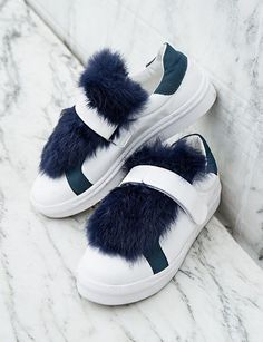 Cool #sneakers -- don't know  if I could pull these off but I can admire