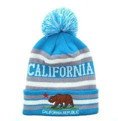 Milani California Republic Stripe Beanie Pom Hat Cap with Cuff Various Color, http://www.amazon.com/dp/B00Q4LMT1C/ref=cm_sw_r_pi_awdm_lK0Sub1P2BNBS