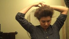 Edwardian/Anne of Green Gables hairstyle tutorial. 20 min. More detailed but excellent!